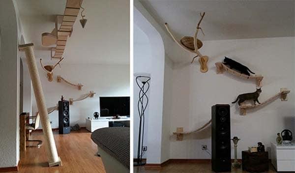 je garantis que vous n 39 avez jamais vu cela dans une maison entrez l 39 int rieur miaou. Black Bedroom Furniture Sets. Home Design Ideas