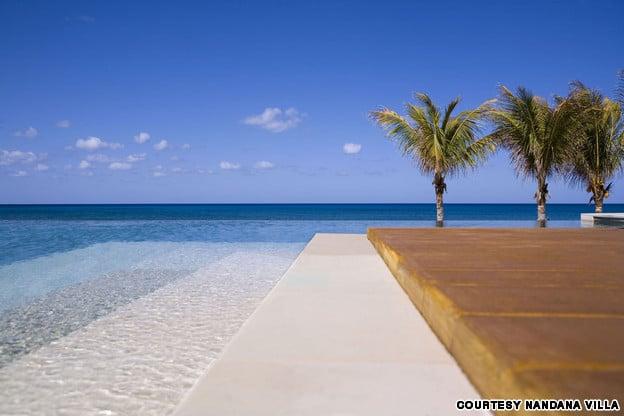Nandana villa great bahama