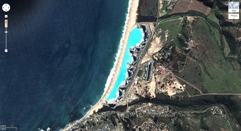 Worlds largest swimming pool 7