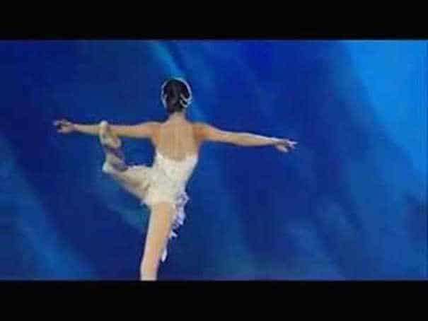 Ballet chine