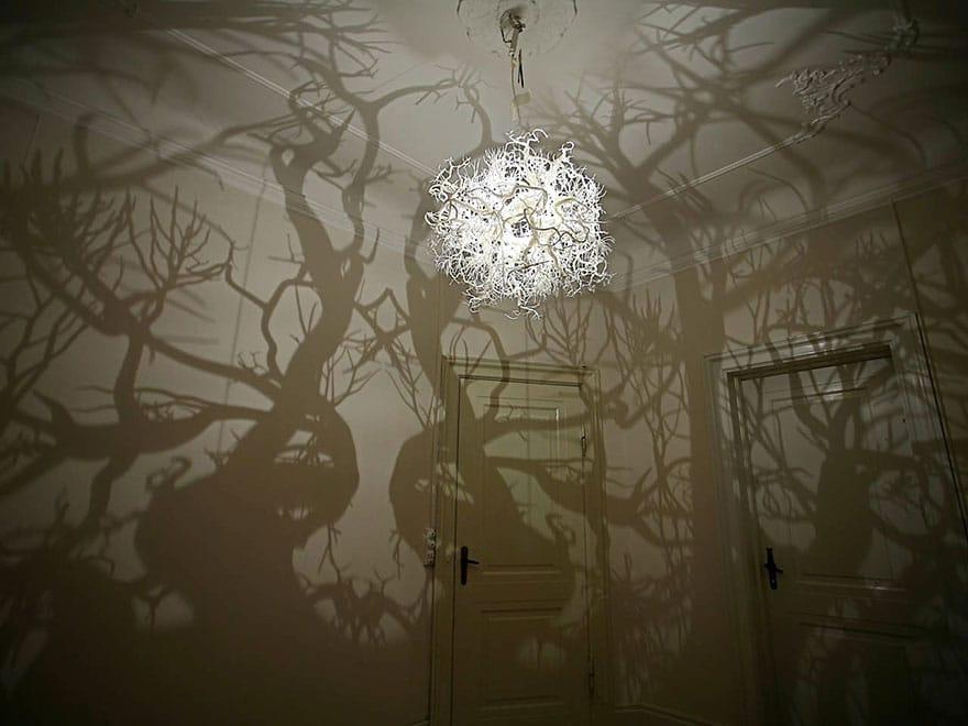 21 lampes et chandeliers faits la main que vous pouvez. Black Bedroom Furniture Sets. Home Design Ideas