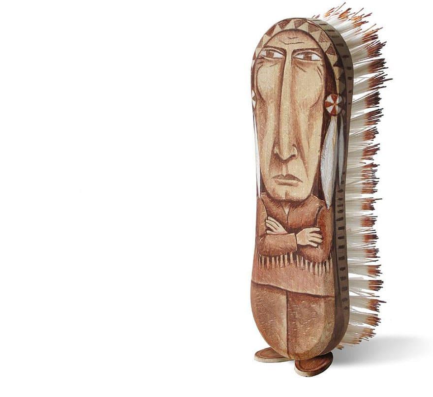 Everyday object sculptures gilbert legrand 16
