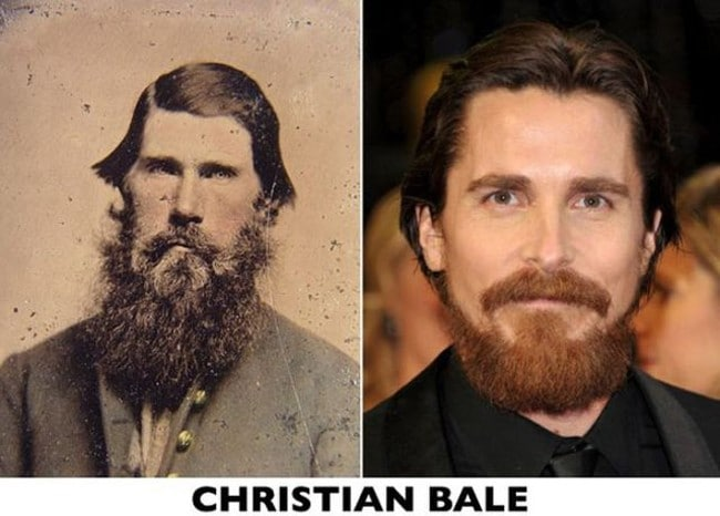 Celebrities and their historical look alikes i am certain nicolas cage is a time traveler 12 934x