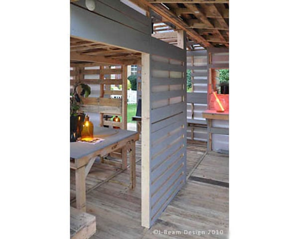 Pallet house6