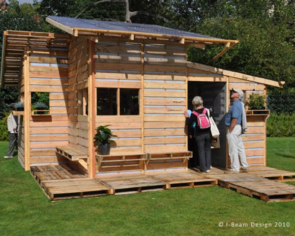 Pallet house8