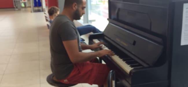 Pianoaeroport
