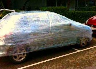 Vengeance de parking