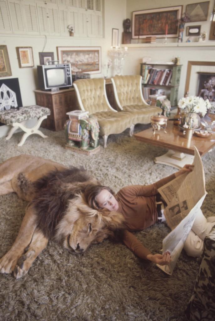 Melanie griffith lion8