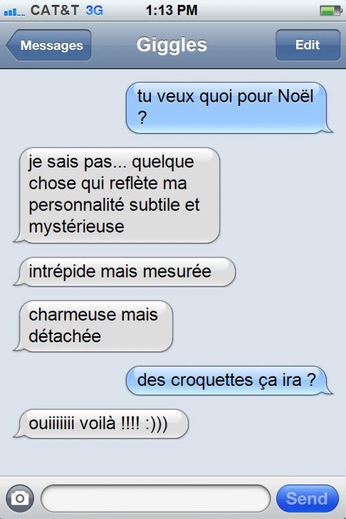 sms de chat25