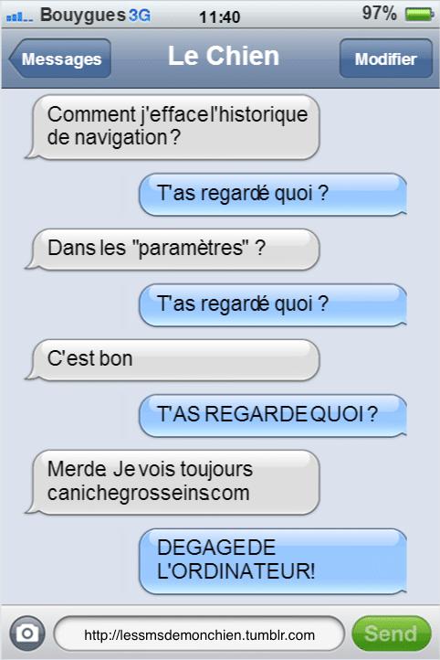 Textos chiens9
