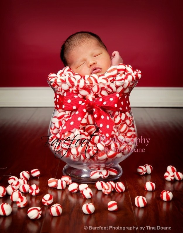 Christmas Outfit For Newborn Girl
