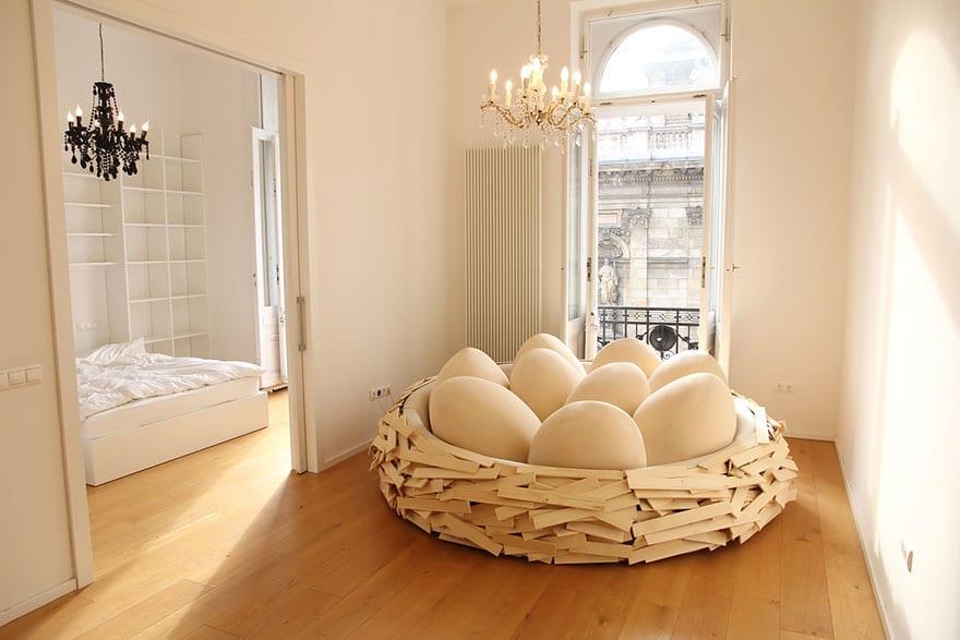 lit nid oiseau 4