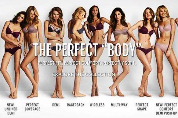 victoria secret perfect body