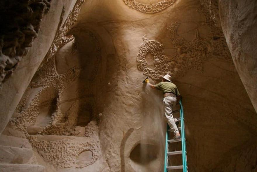 Artiste grotte 11