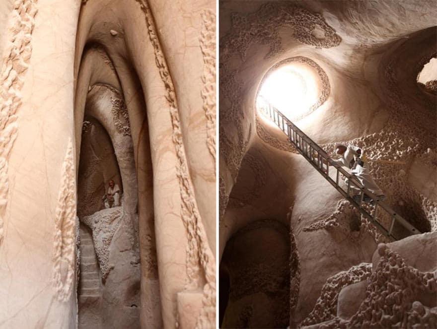 artiste grotte 14