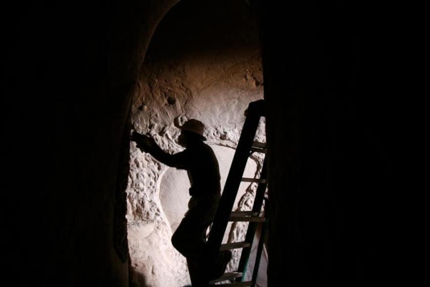 Artiste grotte 15