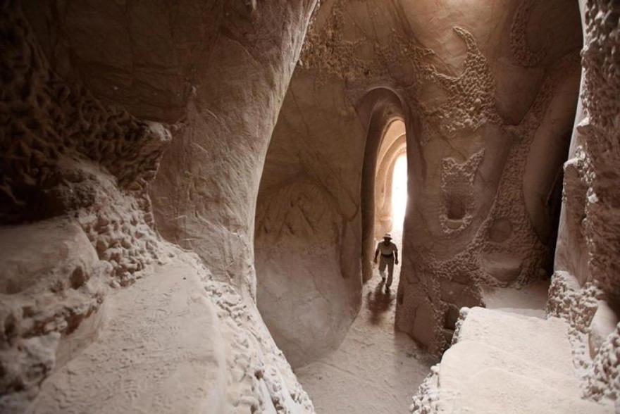 Artiste grotte 17