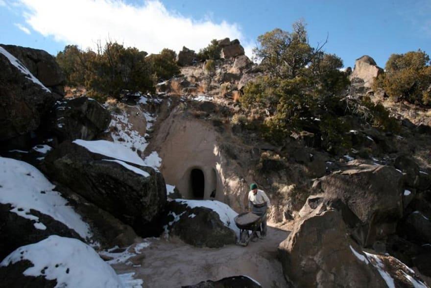 Artiste grotte 19