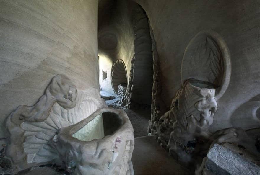 Artiste grotte 7