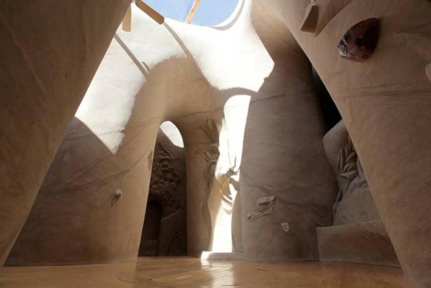 Artiste grotte 8