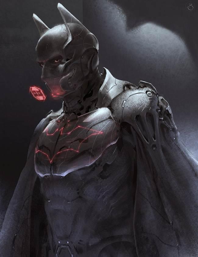 Batman au fil des epoques 14