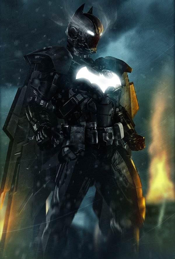 Batman au fil des epoques 5