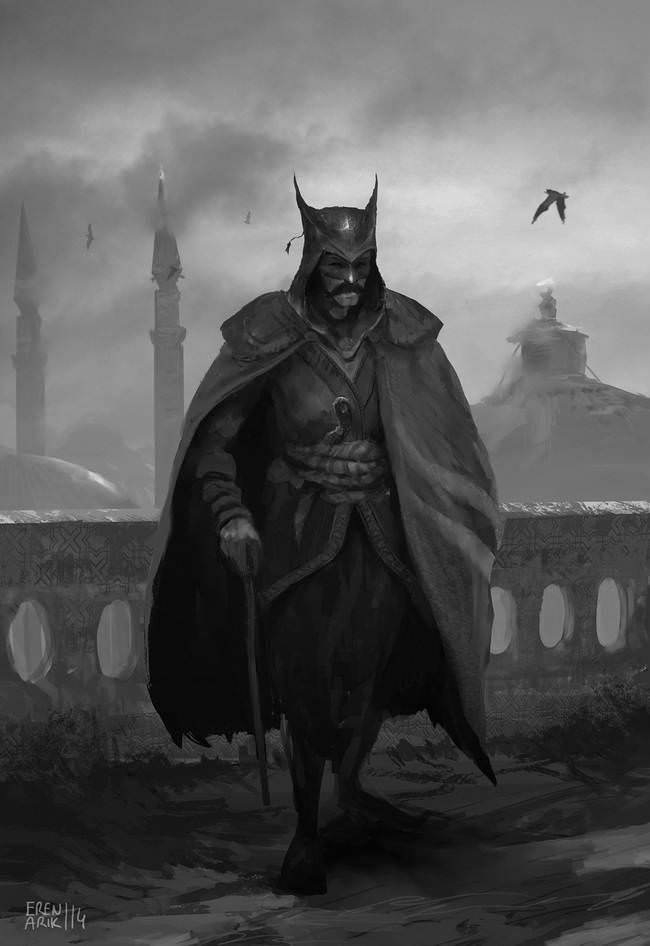 Batman au fil des epoques 6