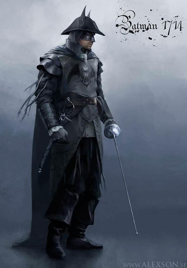 Batman au fil des epoques 7