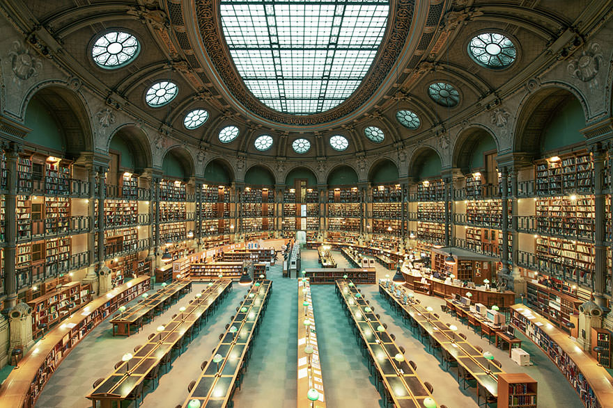 Bibliotheques 1