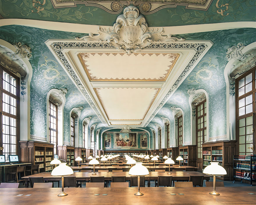 Bibliotheques 8