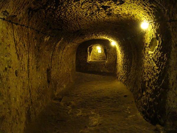 Cite souterraine 1