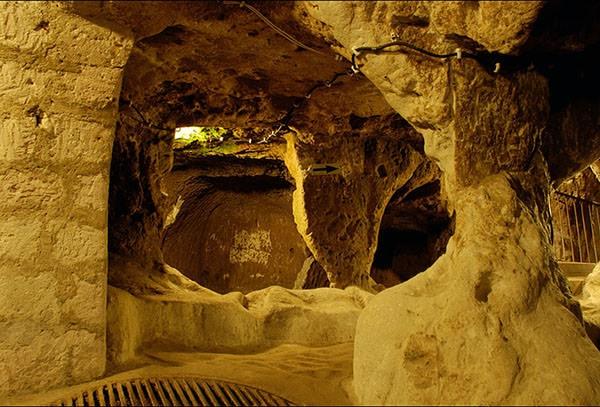 Cite souterraine 4