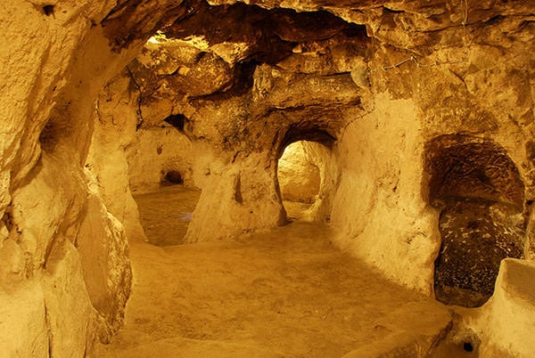 Cite souterraine 5