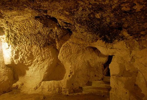 Cite souterraine 6