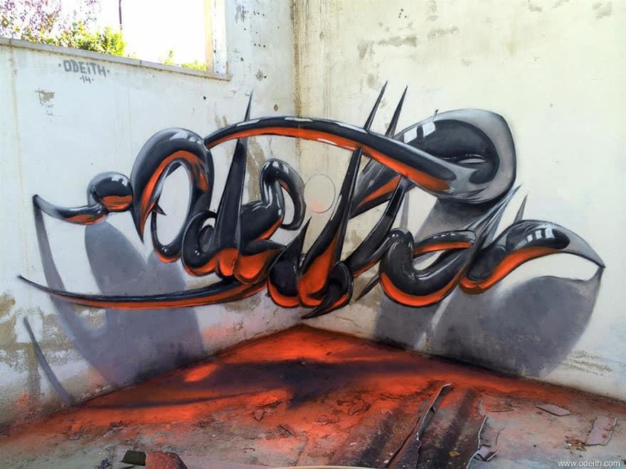 Graffiti 3d 2