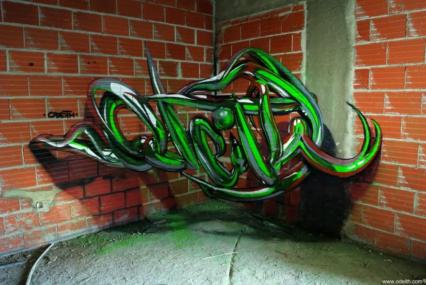 Graffiti 3d 4