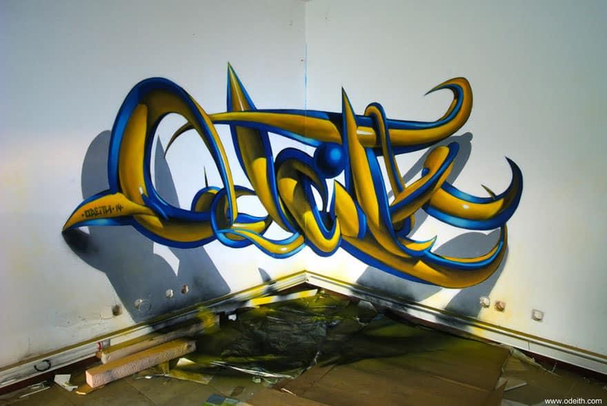 graffiti 3d 5