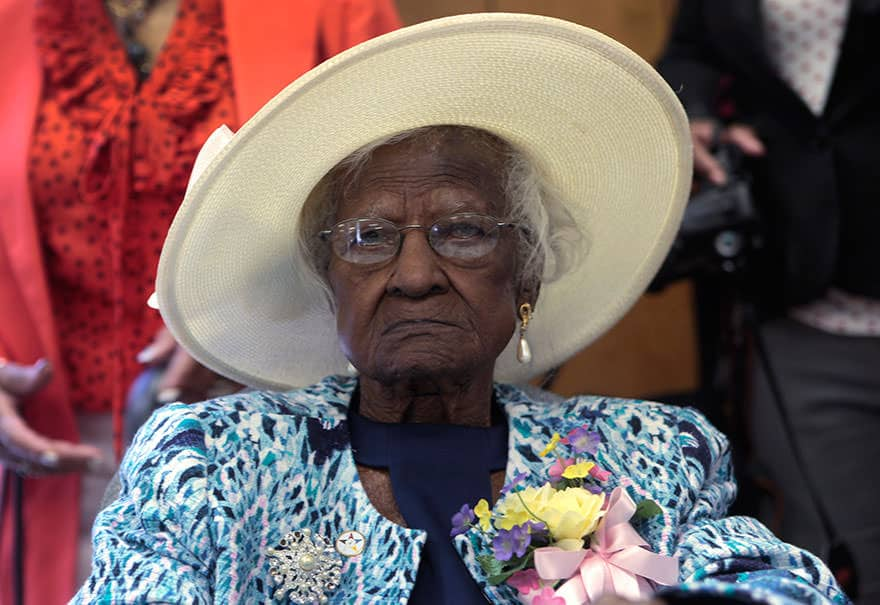 femme centenaire 7