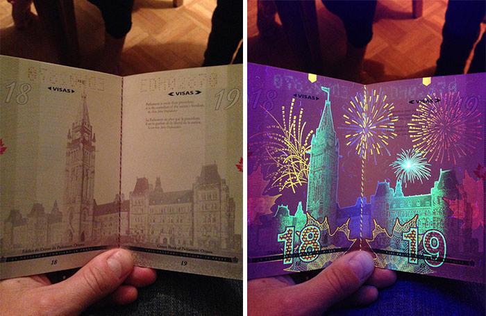Passeport canadien 1