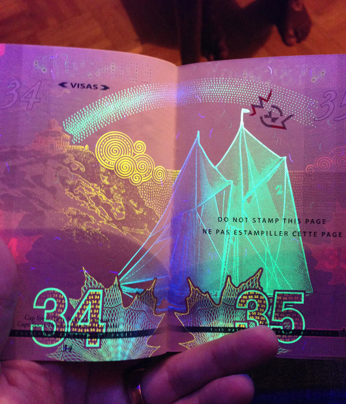 Passeport canadien 15