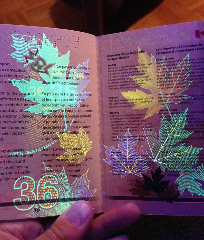 Passeport canadien 17