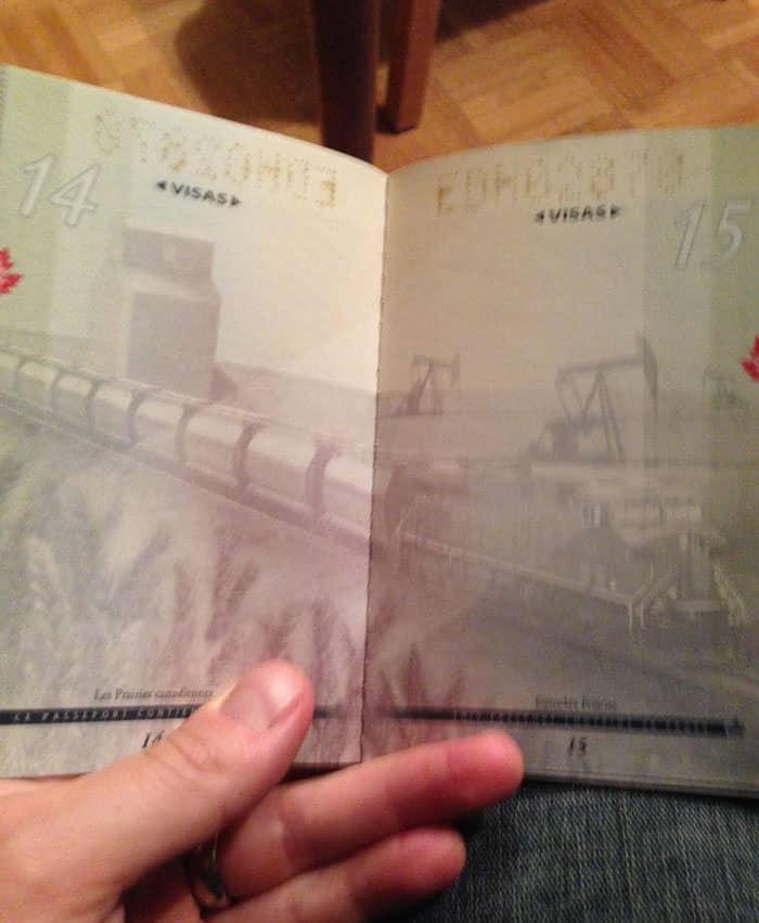 Passeport canadien 2