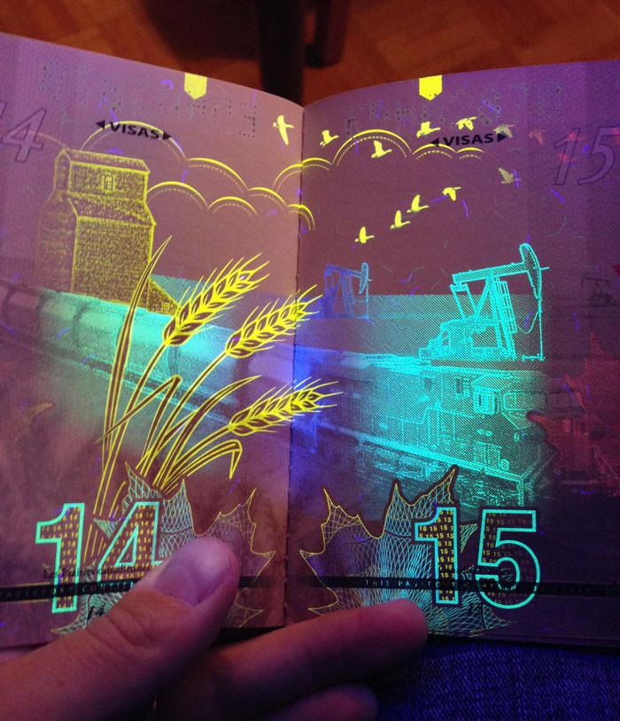 Passeport canadien 3