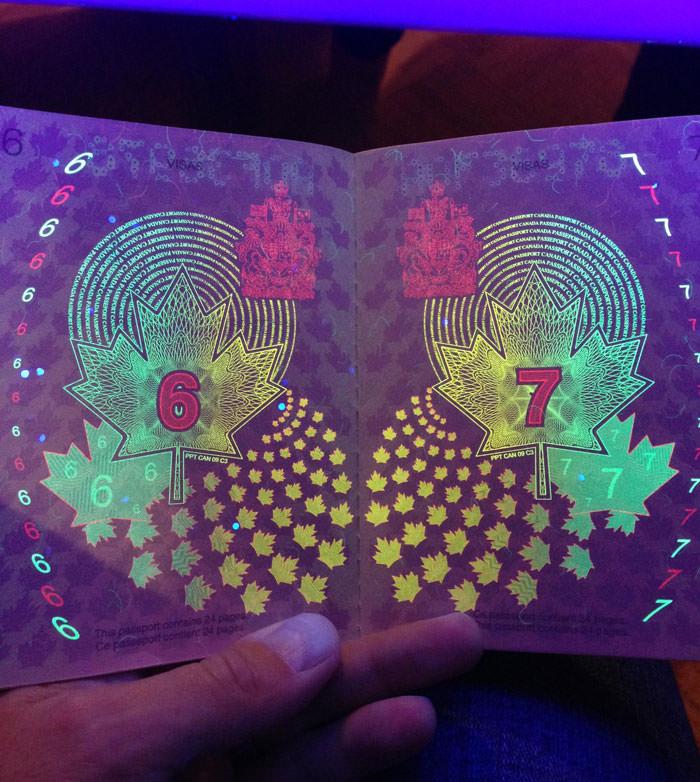 Passeport canadien 5