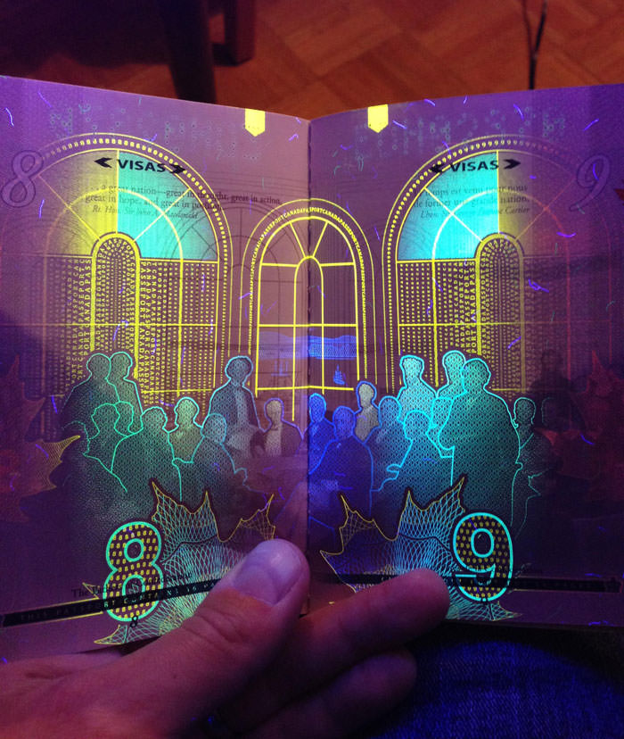 Passeport canadien 7