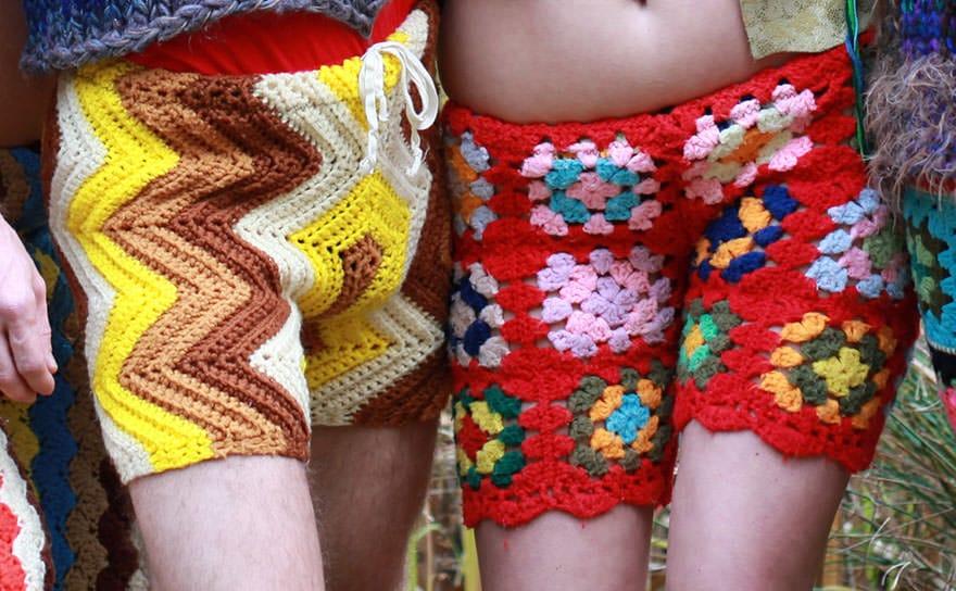 Short crochet 3