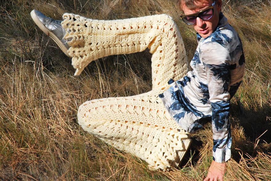 Short crochet 5