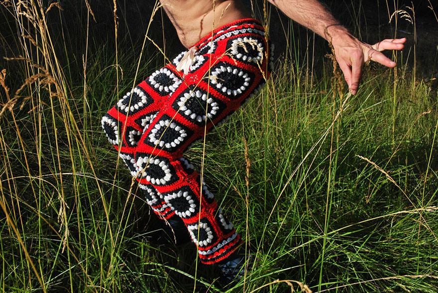 Short crochet 7