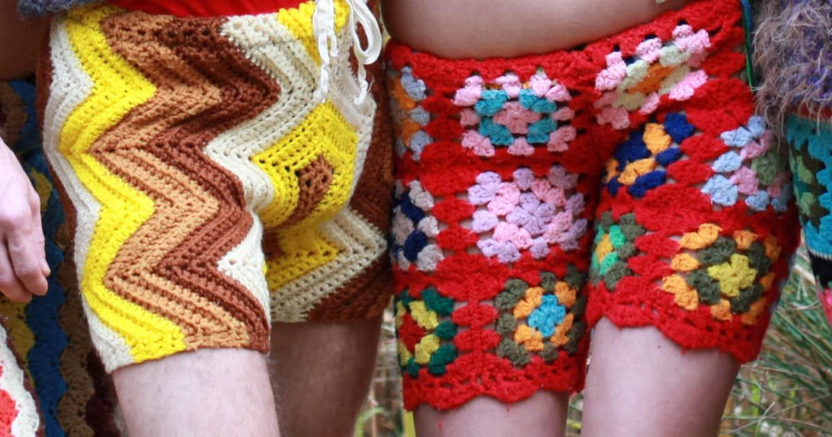 Short crochet fb