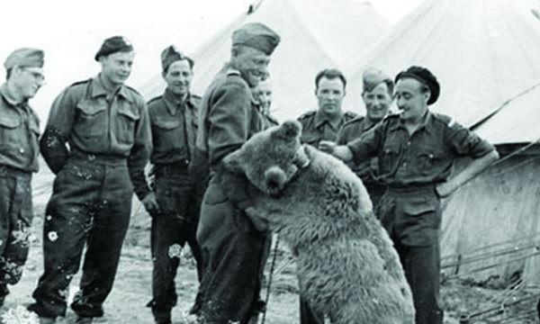 Wojtek lours soldat fb